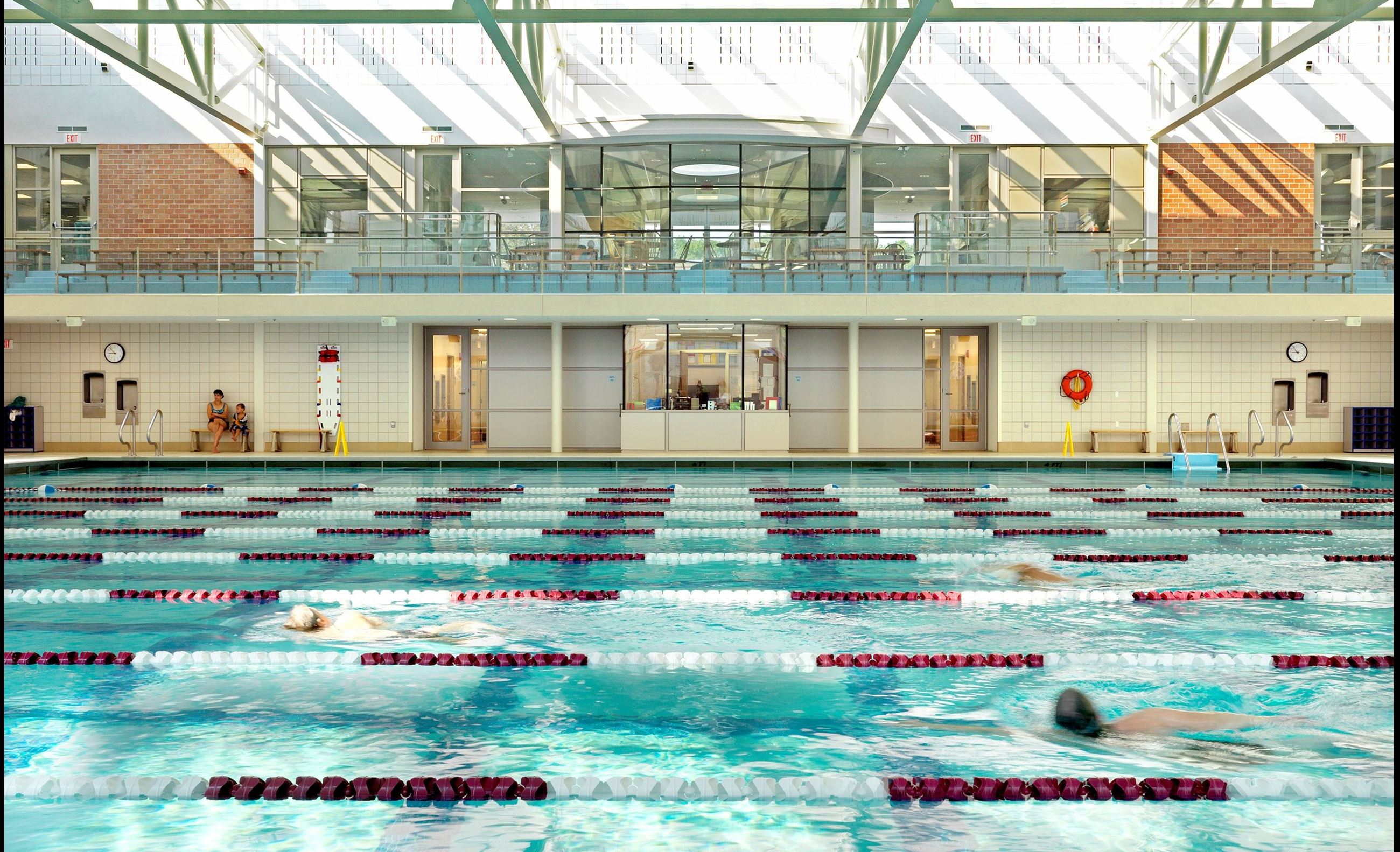 Beede Swim and Fitness Center
