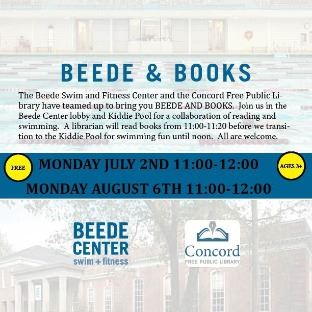 Beede and Books Flyer-website spotlight