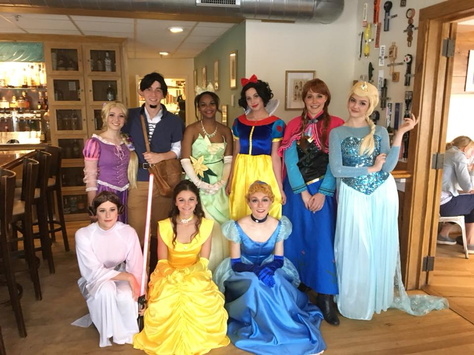 Princess Breakfast 2018